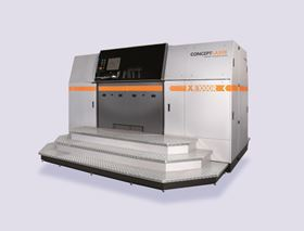 Concept Laser has received orders for 45 machines in the first half of 2014.