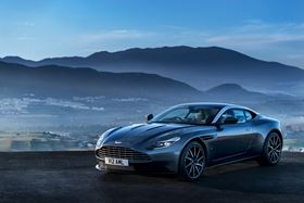 Dow Automotive Systems has supplied Aston Martin with Betamate and Betaforce structural adhesives for the DB11 range.