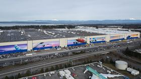 Boeing has opened a new center at its campus in Everett, WA, USA.