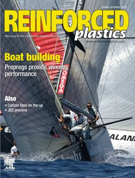Top story: Prepregs provide winning performance in competitive boat building market.