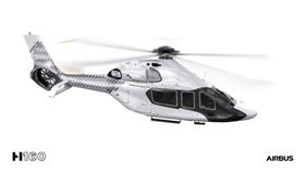 Hexcel Corporation plans to supply composite materials for the new H160 helicopter.