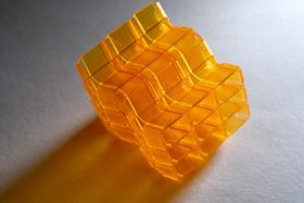 Origami for 3D printers