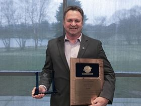 Additive Industries' Shane Collins has received the ASTM Award of Merit.