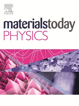 Introducing Materials Today Physics