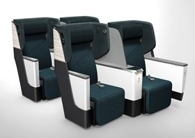 Rockwood Composites and Haeco Cabin Solutions have formed a partnership focusing on aircraft seating.