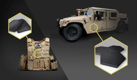 Sintx will help develop the manufacturing of ceramic armor for use by personnel, aircraft, and vehicles. (Photo courtesy Business Wire.)