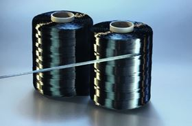 SGL's Sigrafil 50k carbon fibres can be used for prepreg manufacture.