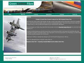 The Green Carbon Fibre website.