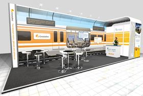 Scott Bader says it plans to exhibit a range of products at the annual Innotrans rail technology exhibition.
