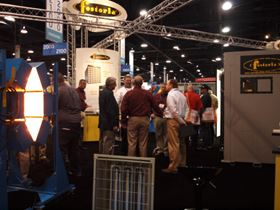 CCAI's FINISHING Pavilion at FABTECH 2013 continues to grow and is now larger than all previous FABTECH events.