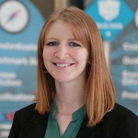 Ashley Totin, a project engineer at America Makes, has been named Young Professional Engineer of the Year.