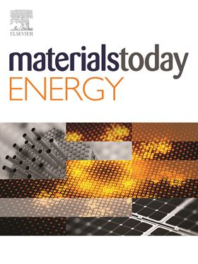 First articles from Materials Today Energy published