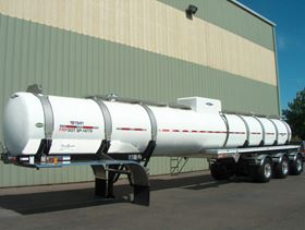 Overall winner: Composite cargo tank for corrosive liquids from Corrosion Companies Inc.