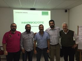 The agent is the first product developed by Marbocote exclusively for the Brazilian market.