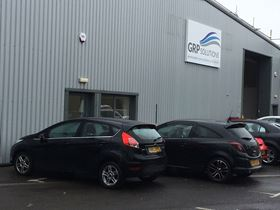 GRP Solutions's new facilities in Havant, UK.