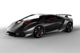 Marvelous The Lamborghini Sesto Elemento Has A Power To Weight Ratio Of 1.75 Kg Per