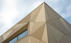 Trespa high-pressure decorative laminates are used to create stunning architectural designs around the world.