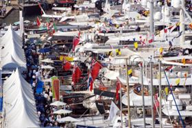 Around 500 exhibitors and 30 000 attendees are expected at this year's Monaco Yacht Show.