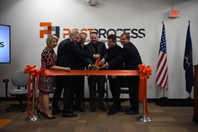 PostProcess Technologies, which automates post-printing for the industrial 3D printing market, has opened its new headquarters in the US.