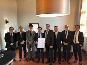 EconCore has signed a license agreement with Kotobukiya Fronte, a manufacturer of car interior components headquartered in Japan.