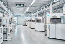 Materialise plans to develop applications with BASF using its 3D printing facilities.