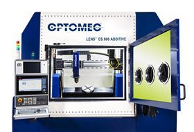 3D printing specialist Optomec has introduced its new LENS CS 600 and CS 800 Controlled Atmosphere (CA) directed energy deposition (DED) systems.