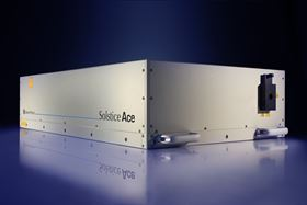 New Solstice Ace delivers industry-leading >6 mJ energy, >7 W power with ultrashort <35 fs pulses.