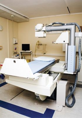 X-ray machines are another likely application for Divinycell F.