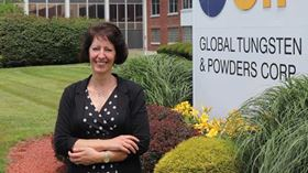 Global Tungsten & Powders (GTP) has appointed Melissa Albeck as president and CEO.