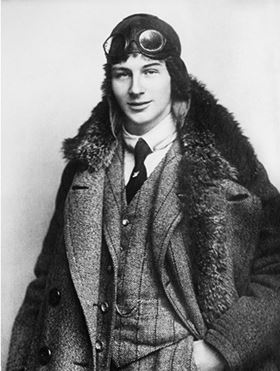 Aviation pioneer Anthony Fokker.