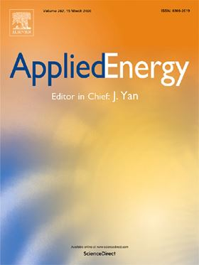 "Applied Energy - Special Issue on ""COVID-19 impacts on Energy and Environment"""