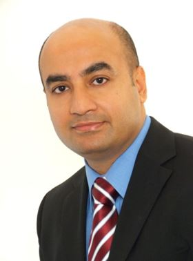 Shashi Shukla, the new managing director of Hoeganaes Corporation Europe.