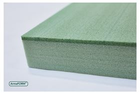 ArmaFORM PET MC grade is designed to replace traditional Plywood-XPS and other multi-ply panels.