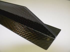 Composites are being used in automotive panels to reduce weight without loss of mechanical performance.