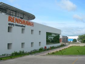 Renishaw has offices in five Indian cities, and operates from the city of Pune.