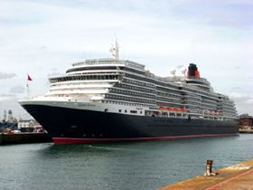 Cunard's MS Queen Victoria. Photo used with permission © Stella Job.