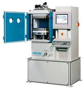 A Fontijne Grotnes vacuum press with Lab Pro-View.