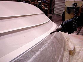 Mould and tooling advances promising for composites
