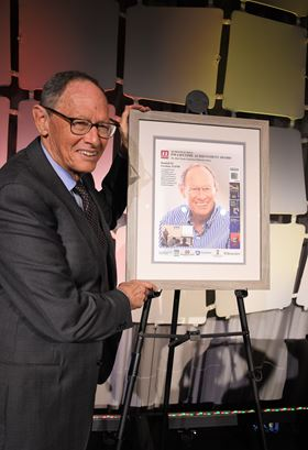 PM industry leader recognized for lifetime achievement