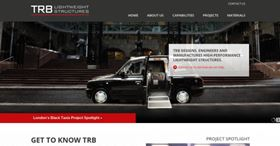 The TRB Lightweight Structures website.