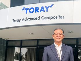 Toray Advanced Composites names new CEO.