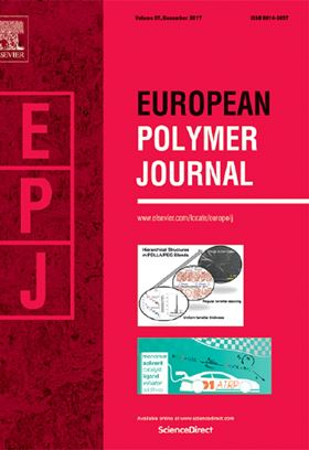 New Materials Today European Polymer Journal Award