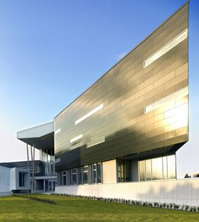 Trespa façade cladding panels provide architects with the materials to design striking building exteriors.