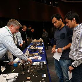 The event featured technologies such conventional PM, metal injection molding, and metal additive manufacturing (AM) from some 35 companies.