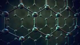 A layer of graphene. Image: University of Manchester.