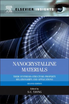 Nanocrystalline materials: their synthesis-structure-property relationships and applications