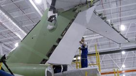 Thermoplastic composites fly on G650 tail - Materials Today