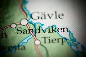 The facility will be located in Sandviken, Sweden.