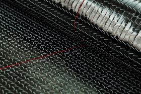 The MAXIM project will look into making new carbon fiber fabric forms and resins.