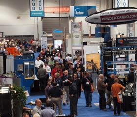 With more than two months from the opening of the show floor, CCAI has packed the FINISHING Pavilion with 168 exhibiting companies.